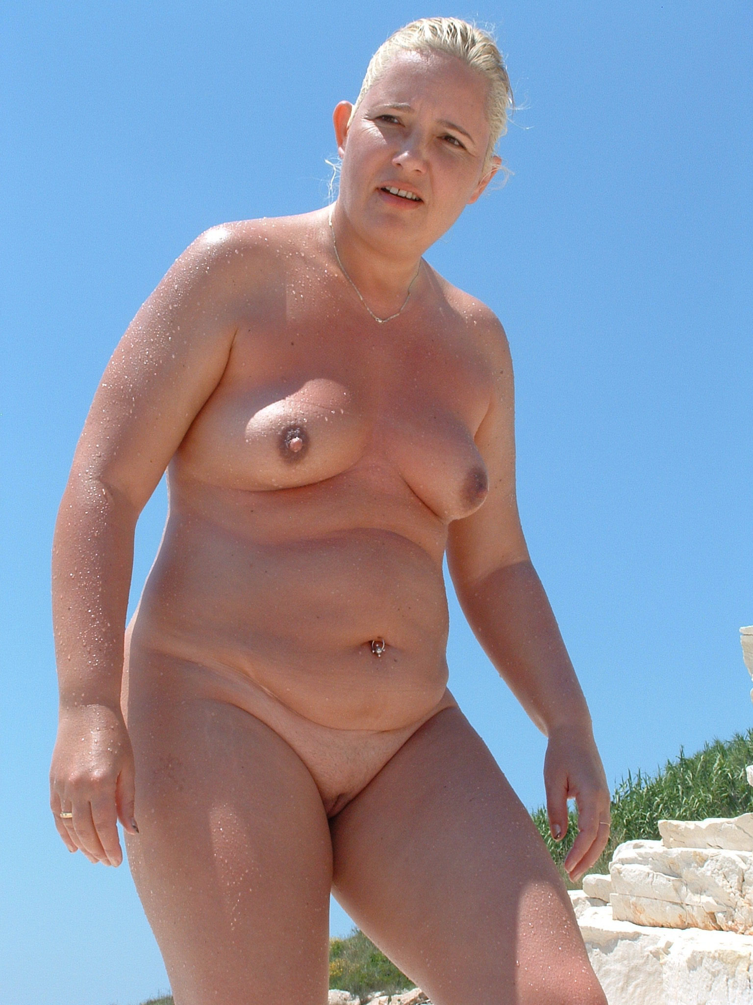Nudists that are fat
